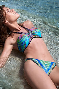 Amarea Bandeau Bikini 032