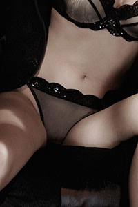 Assia Hollywood Low Waist G-String