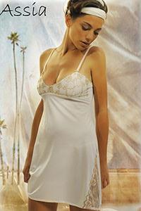 Assia Marquise Nightie