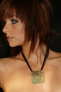 Lola Luna Sheerazade Necklace