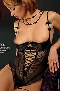 Luxxa Capricorne Open Body