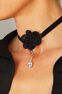 Luxxa Ose Bianca Necklace