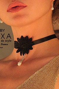 Luxxa Ose Manon Necklace