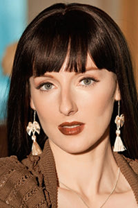 Marquise in Love Reine Marguerite Tassel Earrings